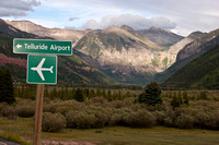 Telluride Valley Floor to Airport