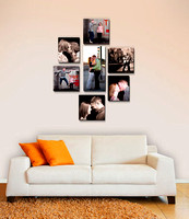 7 Photo Vertical - Great for top of stairs